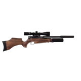 BSA R-10 SE Super Carbine PCP Air Rifle - Walnut
